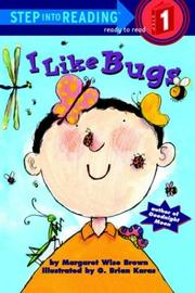 Cover of: I Like Bugs |