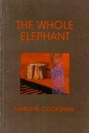 Cover of: The Whole Elephant