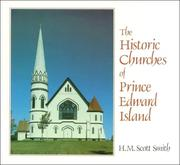 Cover of: The historic churches of Prince Edward Island