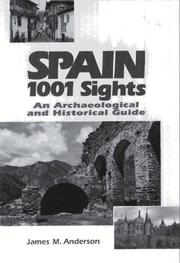 Cover of: Spain, 1001 sights