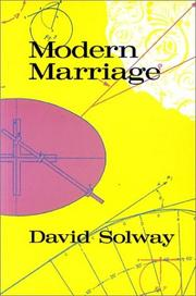 Cover of: Modern Marriage