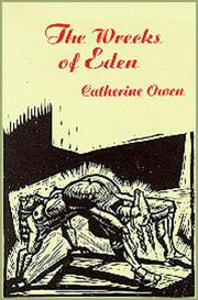 Cover of: wrecks of Eden | Owen, Catherine