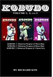 Cover of: Kobudo #1 #2 #3