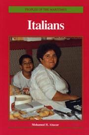 Cover of: Italians