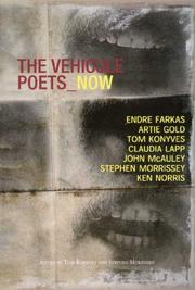 Cover of: The Vehicule Poets Ride Again |