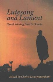 Cover of: Lutesong and Lament