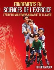 Cover of: Fondements en sciences de l'exercice