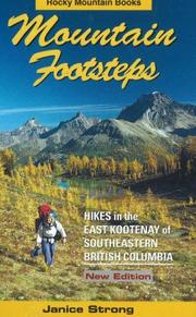 Cover of: Mountain Footsteps
