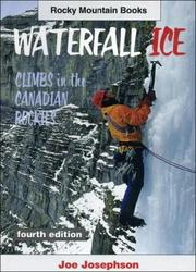 Cover of: Waterfall Ice