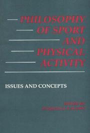 Cover of: Philosophy of Sport & Physical Activity