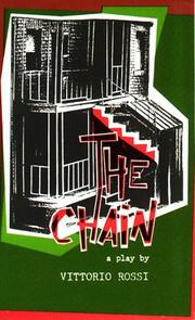 Cover of: The chain