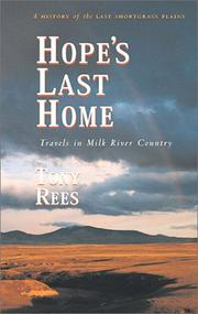 Cover of: Hope's Last Home