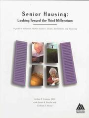 Cover of: Senior housing