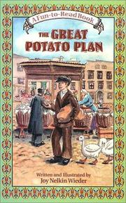 Cover of: The great potato plan