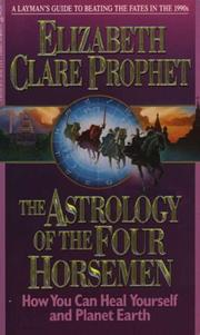 Cover of: The astrology of the Four Horsemen