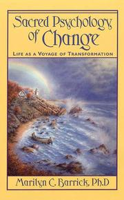 Cover of: Sacred Psychology of Change