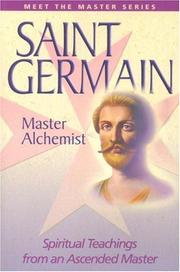 Cover of: Saint Germain