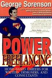 Power freelancing by George Sorenson