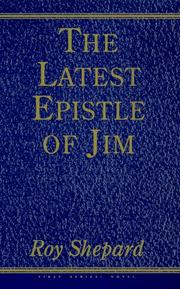 Cover of: The latest epistle of Jim