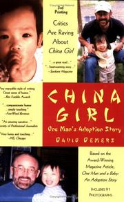 Cover of: China Girl