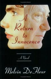 Cover of: A return to innocence: a novel