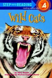 Cover of: Wild Cats (Road to Reading)