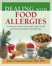 Cover of: Dealing with Food Allergies