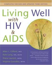Cover of: Living Well With HIV & AIDS