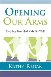 Cover of: Opening our arms