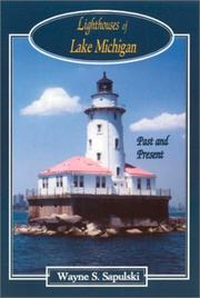 Cover of: Lighthouses of Lake Michigan