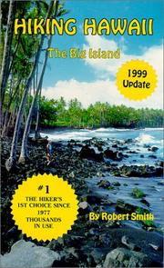 Cover of: Hiking Hawaii