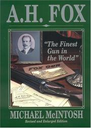 Cover of: A.H. Fox