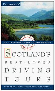 Frommers Scotlands Best-Loved Driving Tours