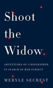 Cover of: Shoot the Widow | Meryle Secrest