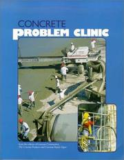 Cover of: Concrete Problem Clinic | Aberdeen Group