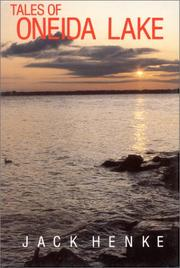 Cover of: Tales of Oneida Lake |