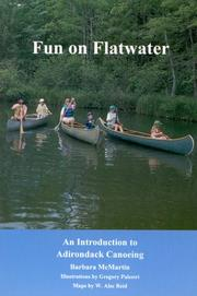 Cover of: Fun on flatwater | Barbara McMartin