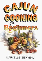 Cover of: Cajun cooking for beginners