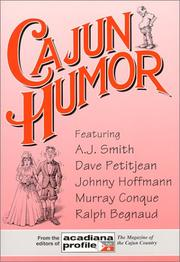 Cover of: Cajun humor |