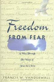 Cover of: Freedom from fear