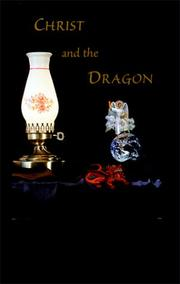 Cover of: Christ and the dragon