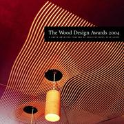 Cover of: The Wood Design Awards 2004