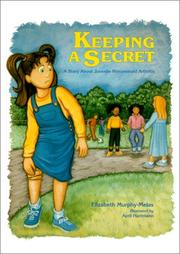 Cover of: Keeping A Secret