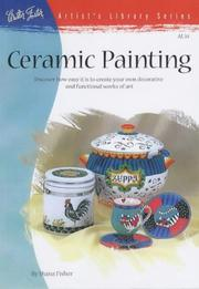 Cover of: Ceramic painting