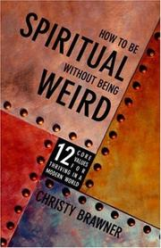 Cover of: How to Be Spiritual without Being Weird