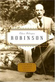 Cover of: Robinson