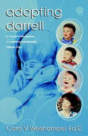 Cover of: Adopting Darrell
