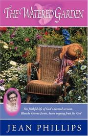 Cover of: The Watered Garden