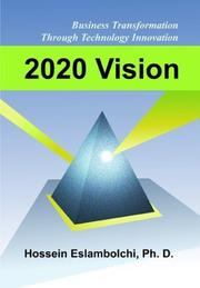 Cover of: 2020 Vision