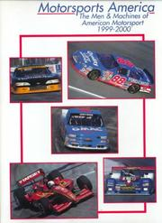 Cover of: Motorsports America: The Men & Machines of American Motorsport 1999-2000 (Motorsports America: The Men & Machines of American Motorsport) | Autosport International